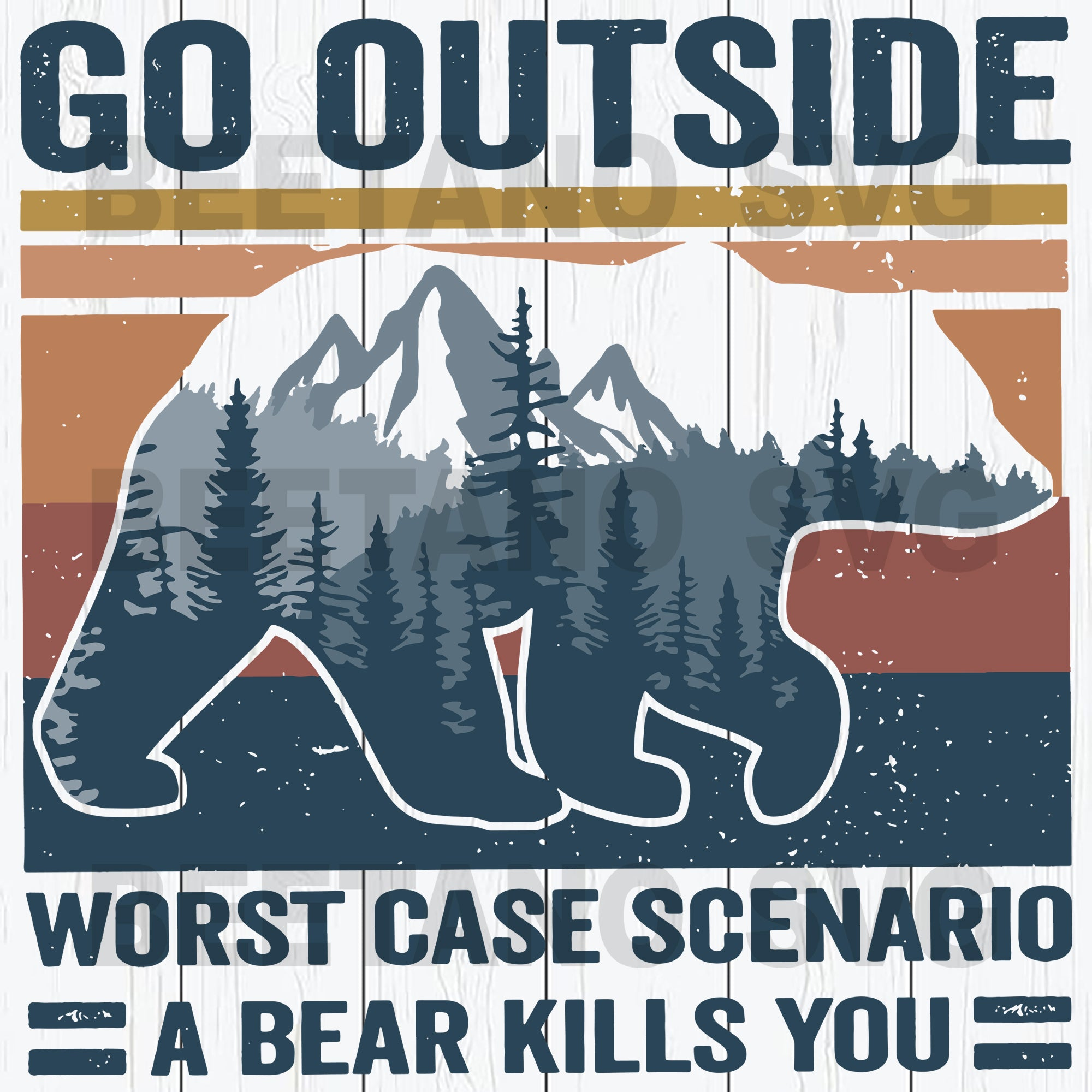 Goo Outside Worst Case Scenario A Bear Kills You