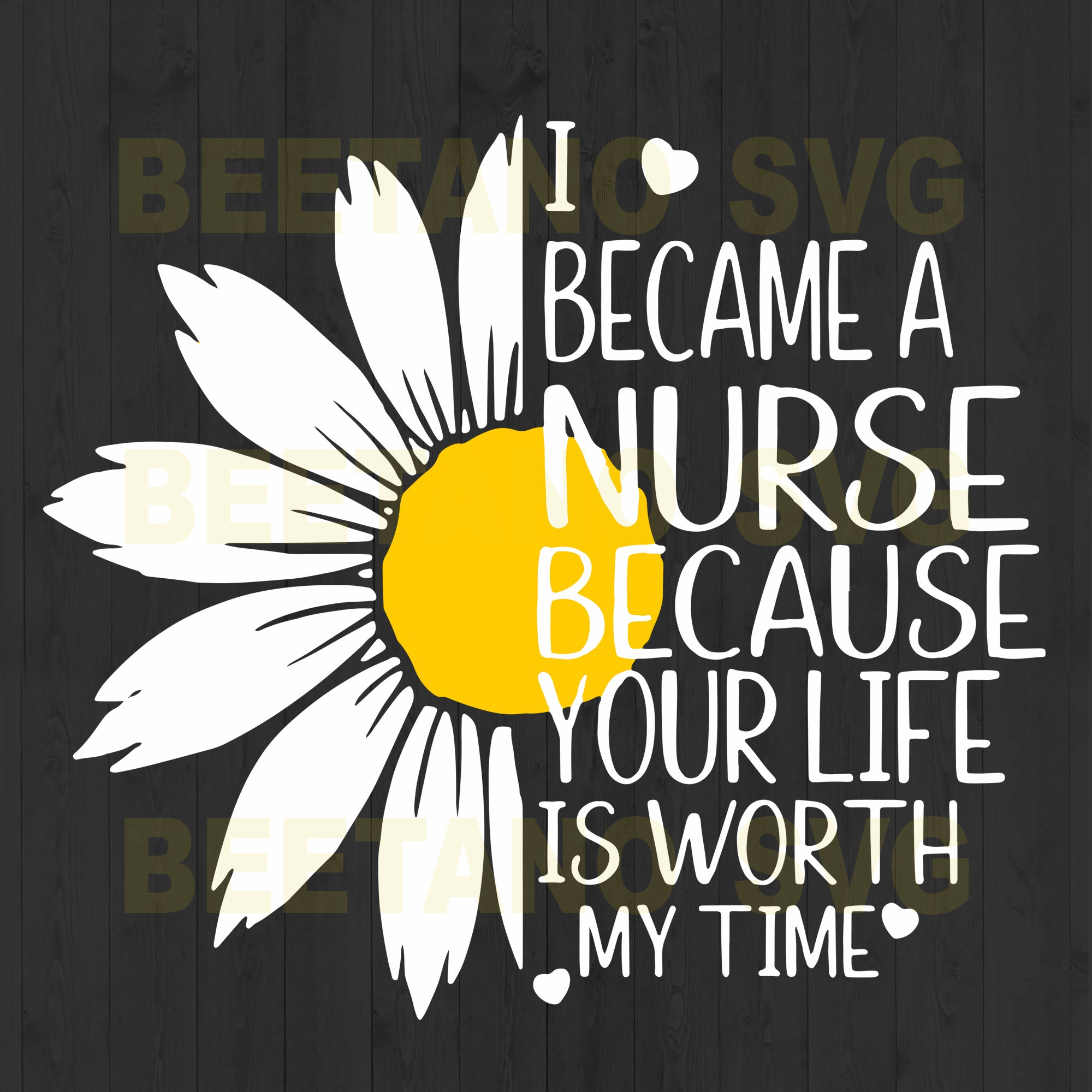 I Became A Nurse Because Your Life Is Worth My Time