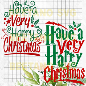 Have A Very Harry Christmas