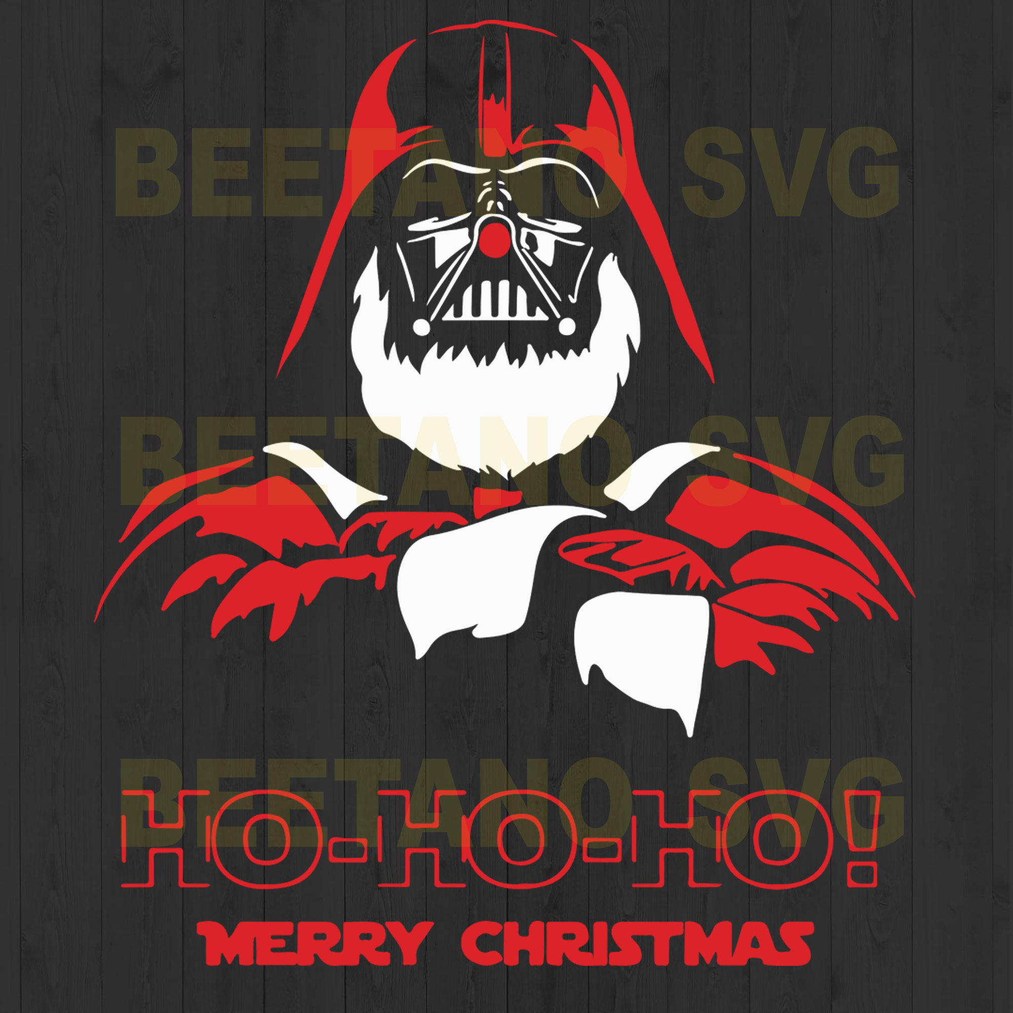 Ho Ho Ho Merry Christmas Star war