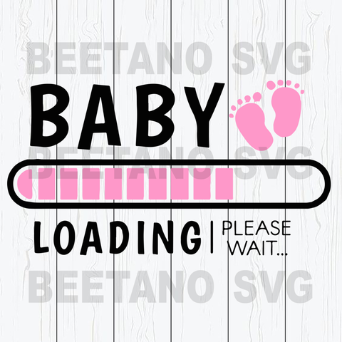 Baby loading funny