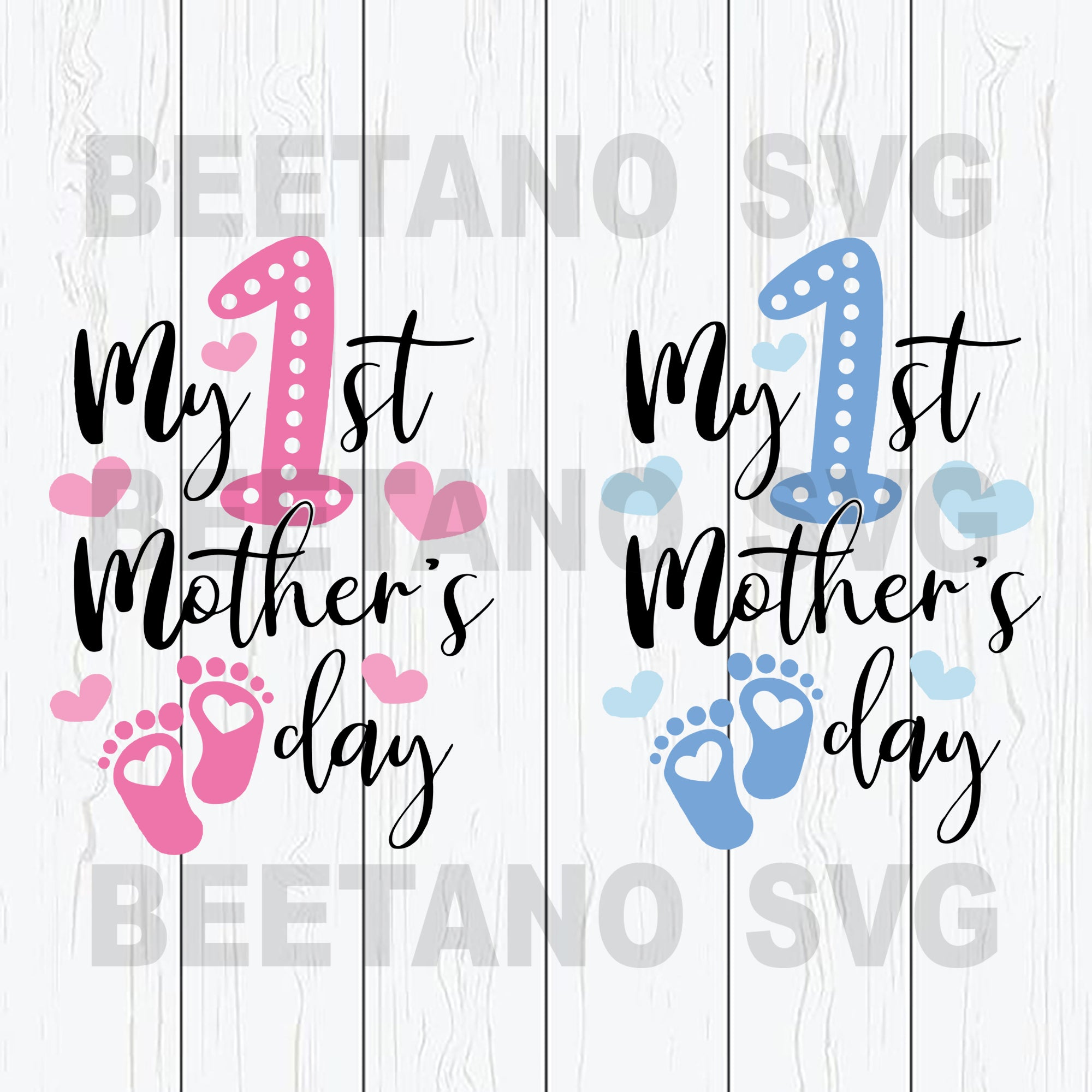 My 1st Mother's Day Svg, Mother Svg, Svg for mother