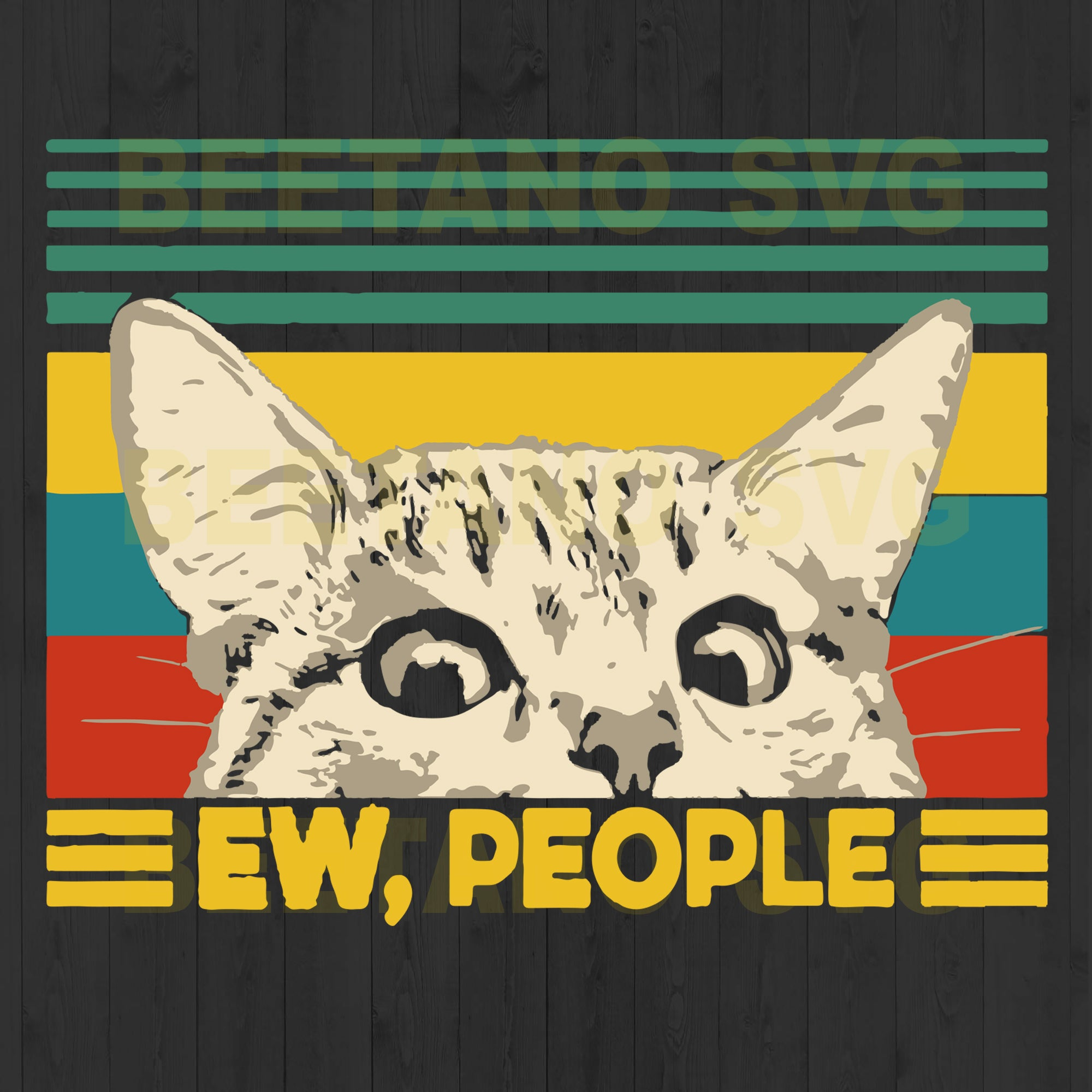 Ew People Cat Face