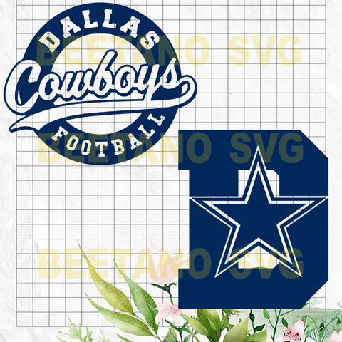 Dallas Cowboys Football Logo Team