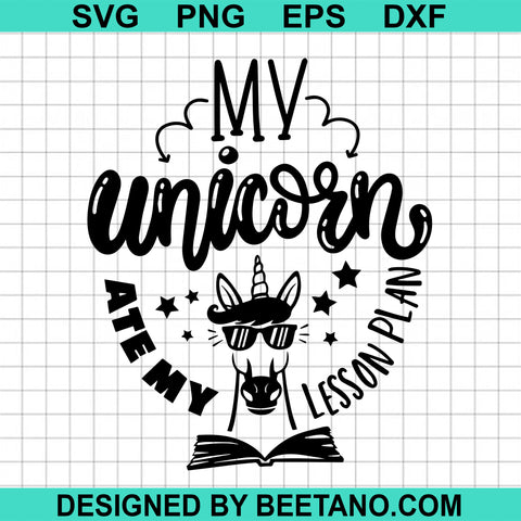 My Unicorn Ate My Lesson Plan