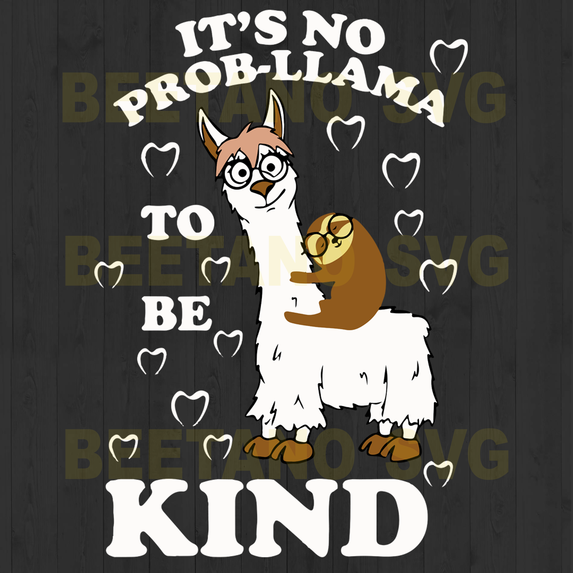 It's no pro-Llama to be kind d