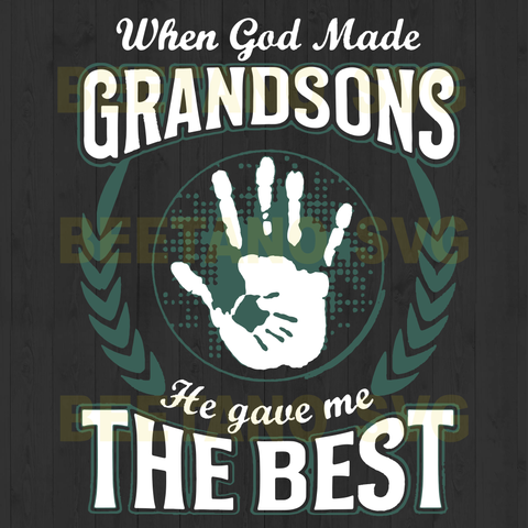 Grandpa grandson the best
