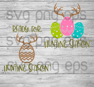 Hunting Season Svg