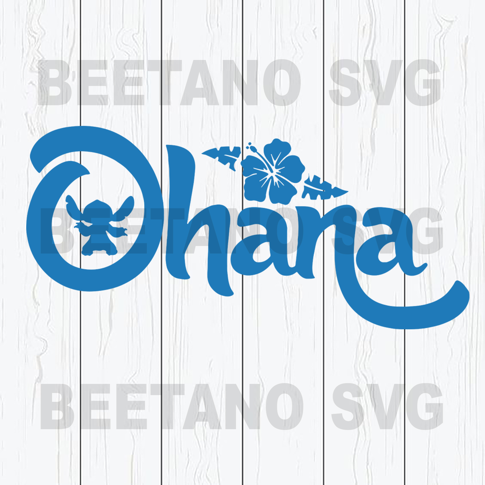 Ohana Means Svg Files, Stitch Svg, Lilo and Stitch svg, Ohana Svg, Stitch Ohana CriCut, Ohana Means Family Disney Cutting Files For Cricut, SVG, DXF, EPS, PNG Instant Download