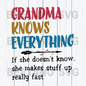Grandma Knows Everything