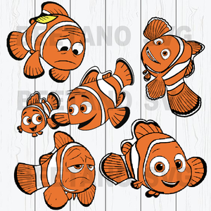 Finding nemo disney bundle