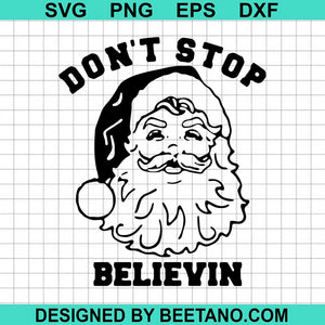 Don't Stop Belivevin