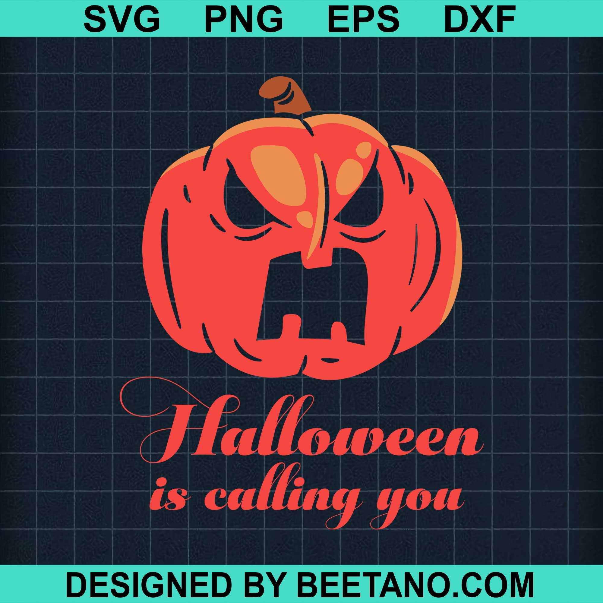 Halloween Is Calling You