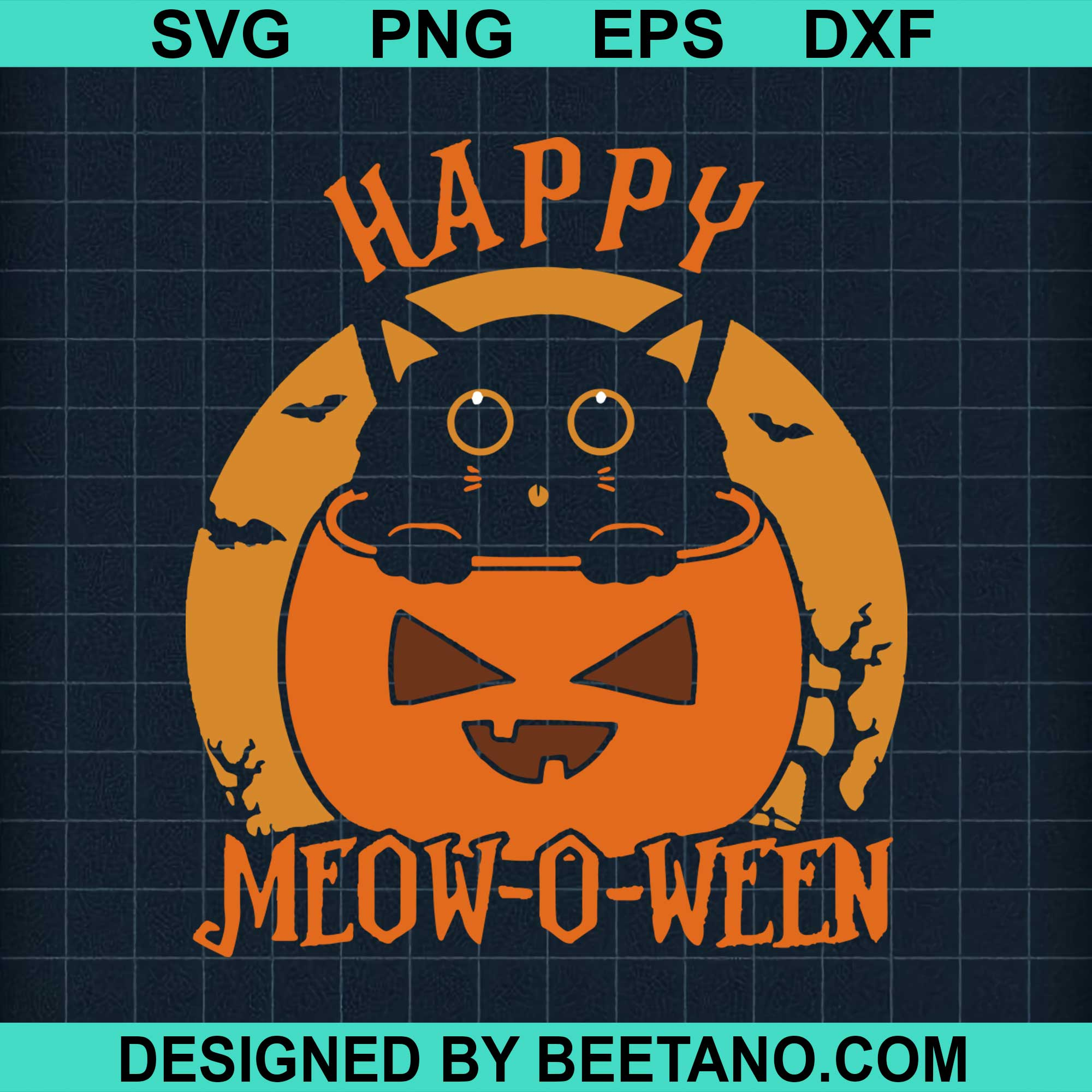 Happy Meow-o-ween
