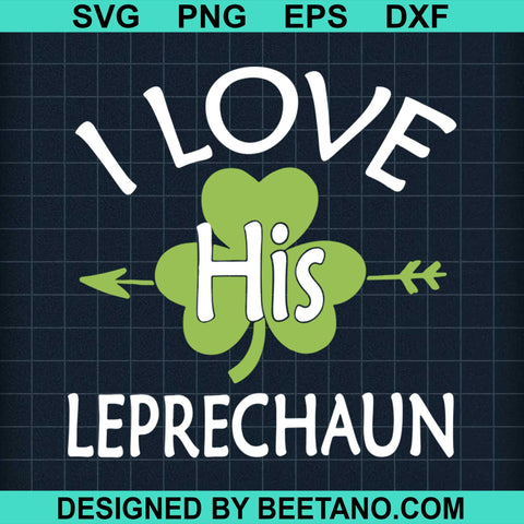 I Love His Leprechaun