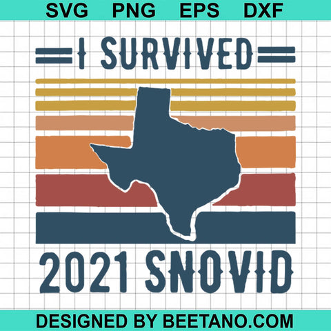 I Survived 2021 Snovid