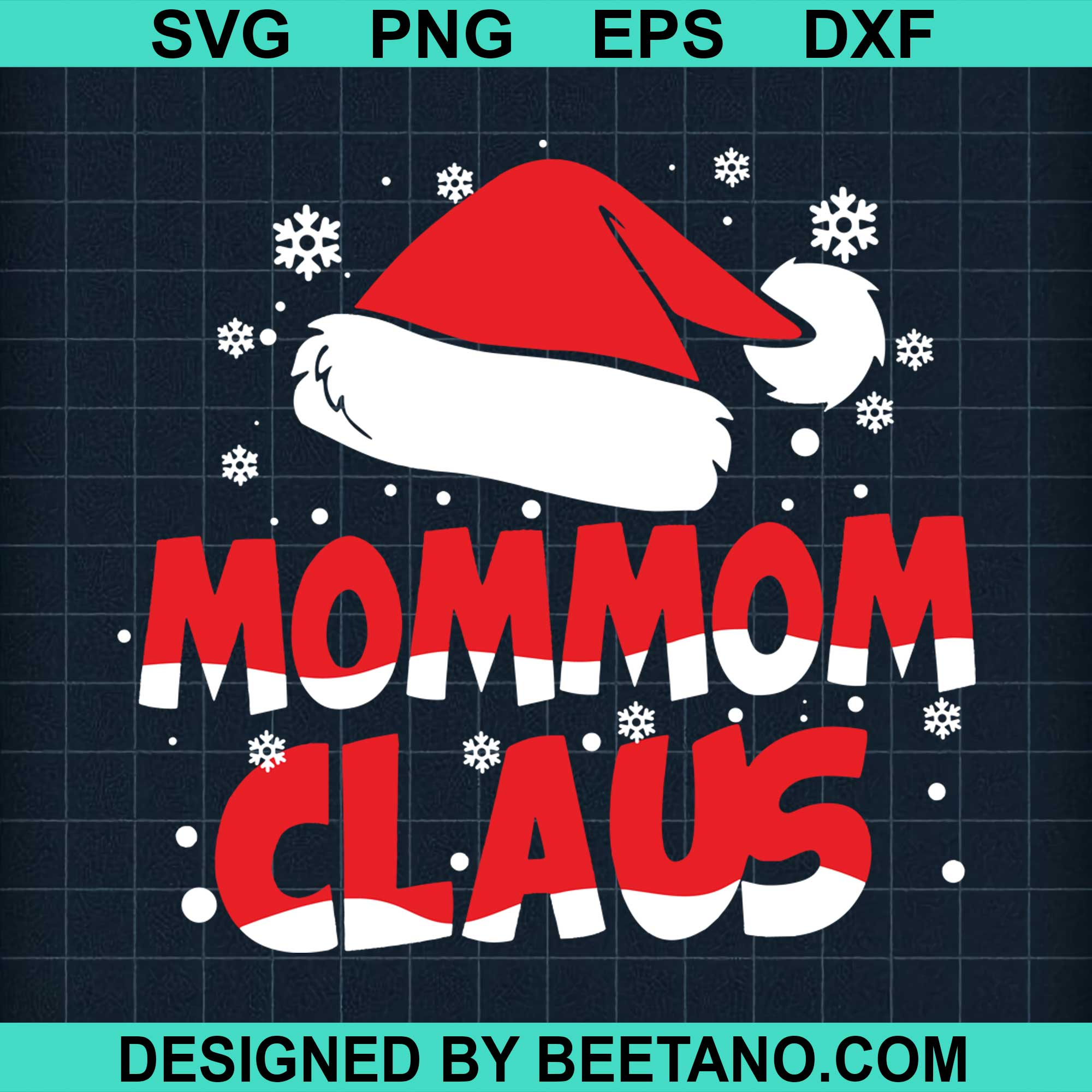 Mommom Claus Christmas