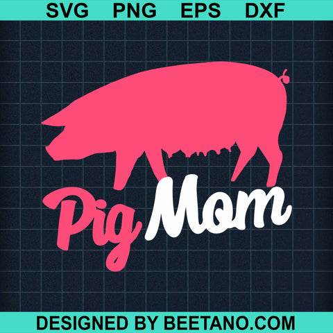 Mother's Day Pig