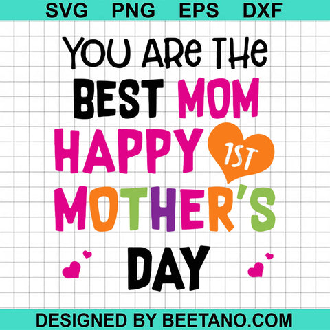 Mothers Day You Are The Best Mom Happy Mothers Day