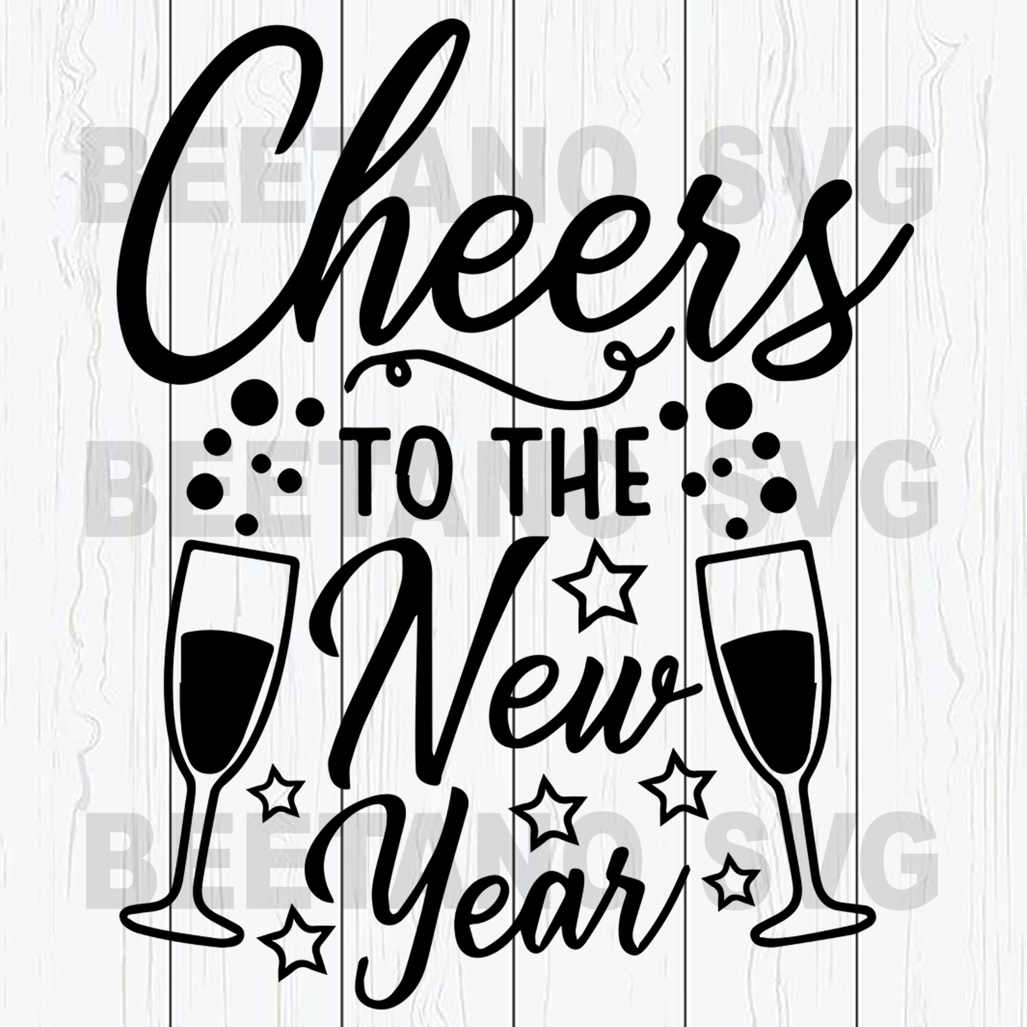 Cheer to the new year