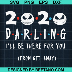 Jack skellington halloween 2020 darling
