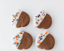 Load image into Gallery viewer, Chocolate Shortbread Whoopie Pies