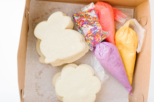 Easter Cookie Decorating Kits