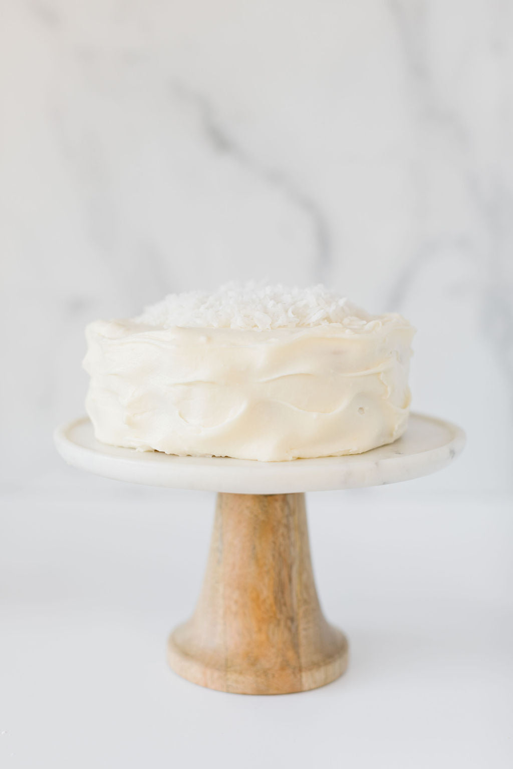 Coconut Butter Cake