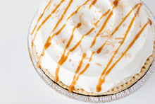 "Load image into Gallery viewer, Gluten Free Caramel Coconut Cream Pie (9"" Pie)"