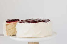 Load image into Gallery viewer, Almond Raspberry Cake
