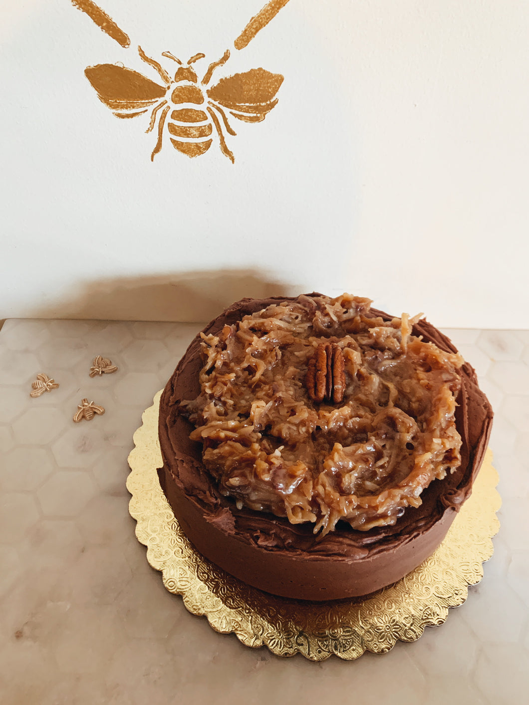 Suzi's German Chocolate Cake
