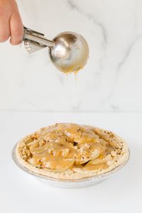 "Toffee Apple Pie (9"" Pie)"