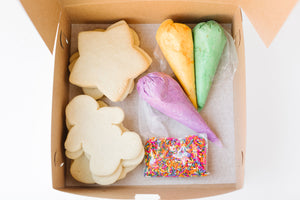 Valentine's Cookie Decorating Kit