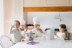 KIDS BAKING CLASS CLUB