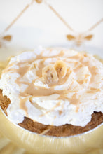 "Load image into Gallery viewer, Gluten Free Banoffee Pie—The FAMOUS Pie (9"" Pie)"