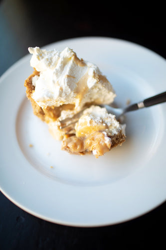 "Gluten Free Banoffee Pie—The FAMOUS Pie (9"" Pie)"