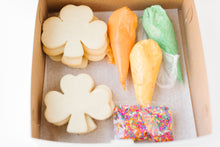 Load image into Gallery viewer, St Patty's Cookie Decorating Kit