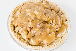 "Gluten Free Toffee Apple Pie (9"" Pie)"