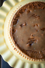 "Load image into Gallery viewer, Gluten Free Caramel Pecan Pie (9"" Pie)"