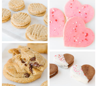 Favorite Cookies Box (shipped)