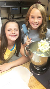 Junior 4 Week Take Home Baking Class