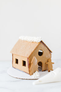 Small Gingerbread House Kit