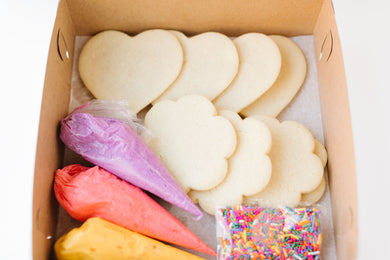 Spring Cookie Decorating Kits