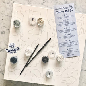 Holston Undone Art Kit