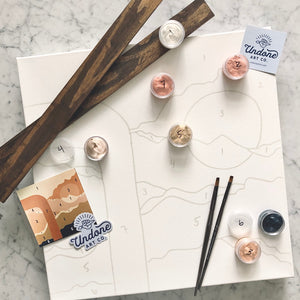 Millers Undone Art Kit
