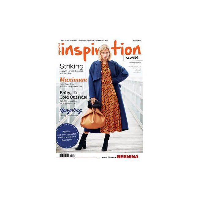 BERNINA Inspiration Magazine