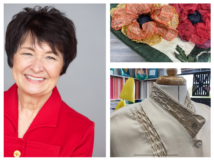 Talk Sew: Nancy Bednar