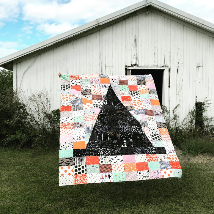 Something Wicked Quilt-A-Long
