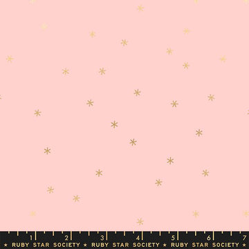 Clementine by Melody Miller: Spark Metallic Pale Pink
