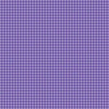 Warp and Weft II- Mini Gingham Lavender